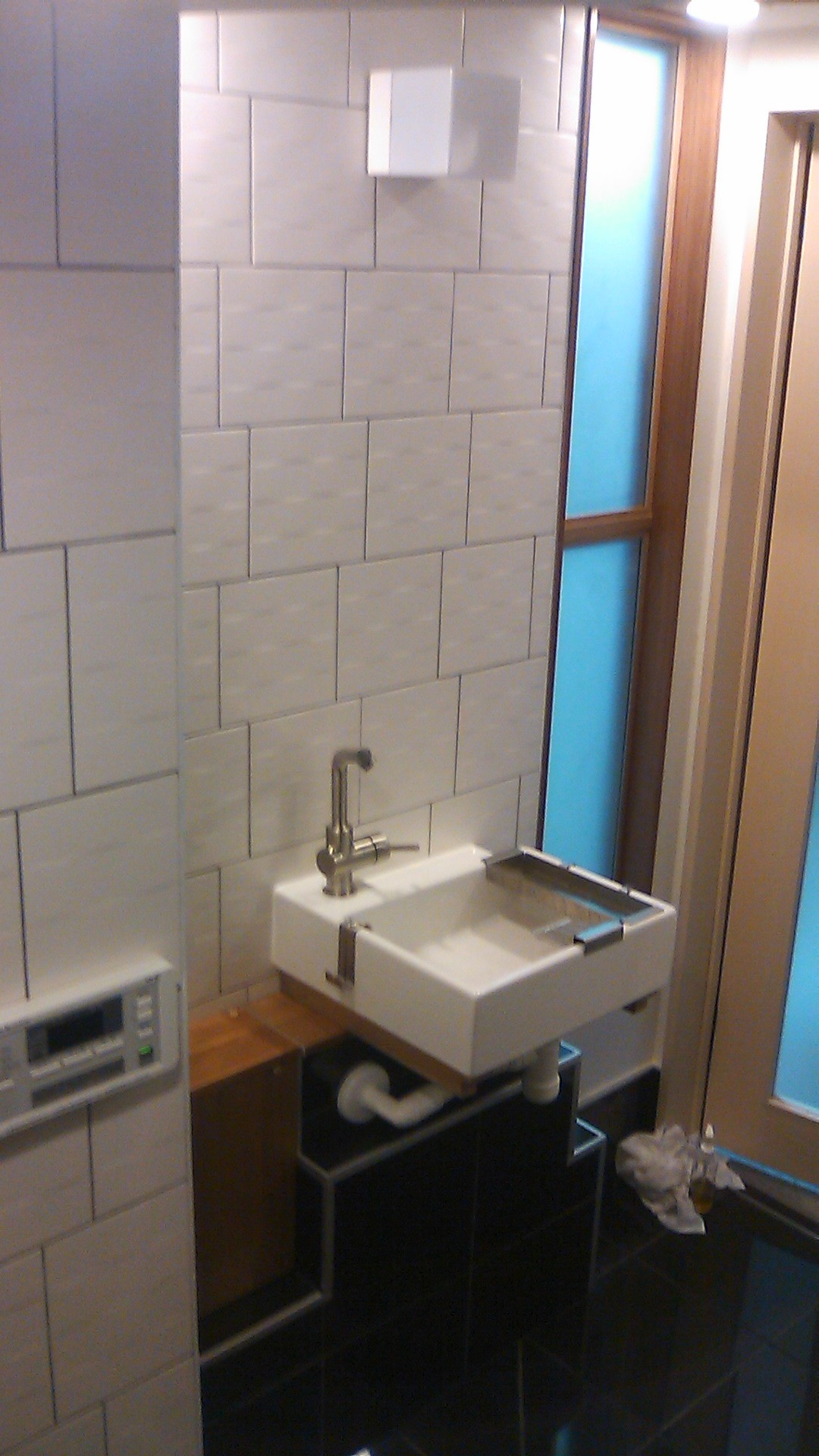 Small bathroom japan auto system